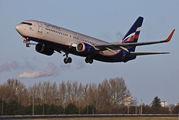 VQ-BHD - Aeroflot Boeing 737-800 aircraft