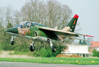 AT02 - Belgium - Air Force Dassault - Dornier Alpha Jet 1B