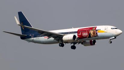 VT-SYI - SpiceJet Boeing 737-800