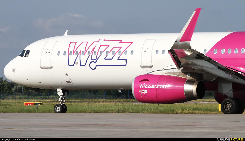 Wizz Air HA-LXR aircraft at Warsaw - Frederic Chopin