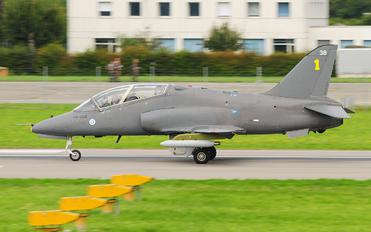 HW-338 - Finland - Air Force: Midnight Hawks British Aerospace Hawk 51