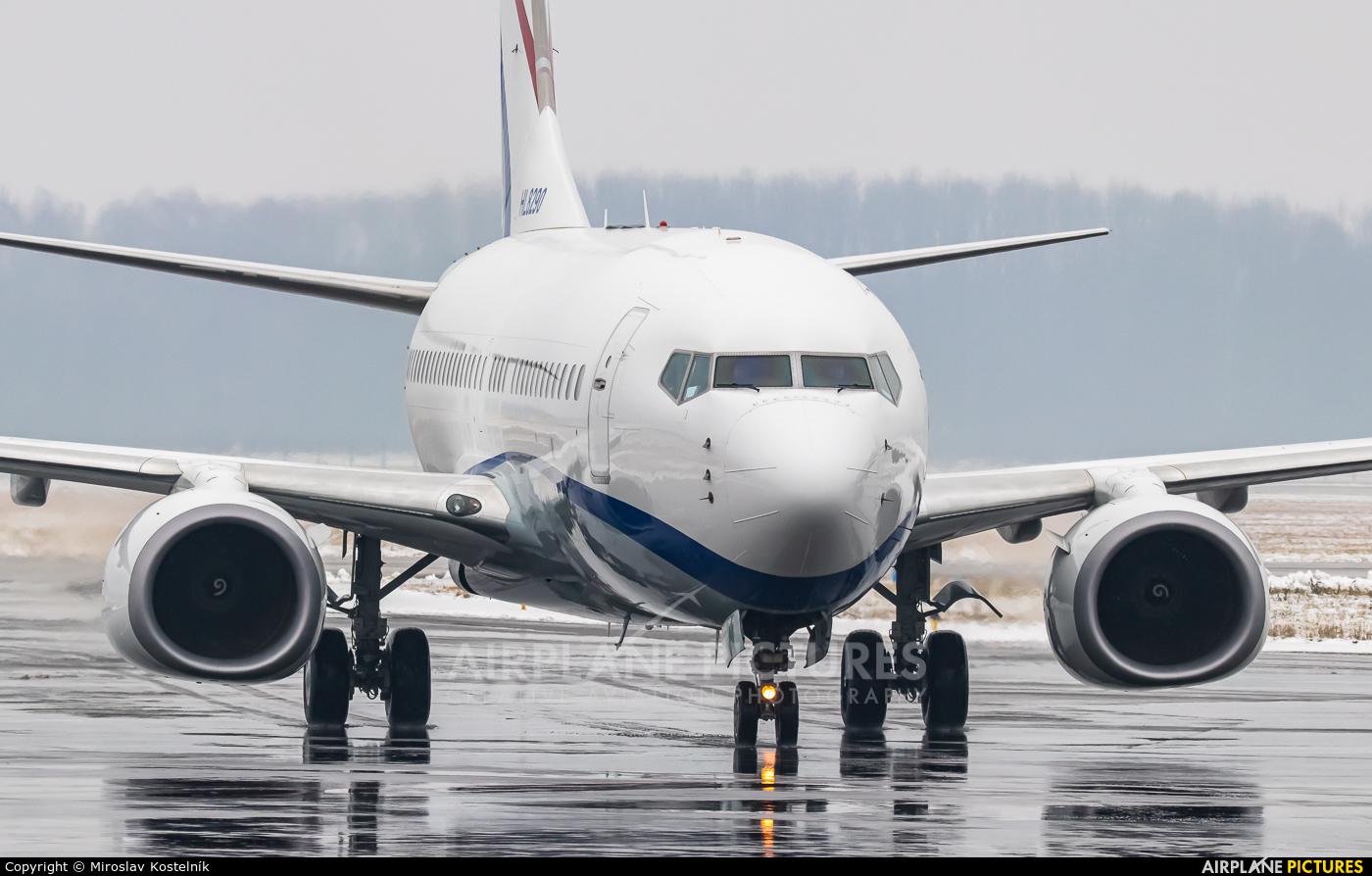 Hyundai HL8290 aircraft at Ostrava Mošnov