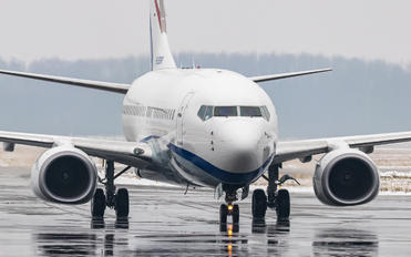 HL8290 - Hyundai Boeing 737-700 BBJ