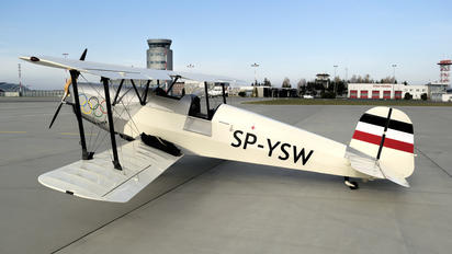 SP-YSW - Private Bücker Bü.131 Jungmann