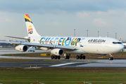 Air Belgium Airbus A340 visited Paris Orly title=