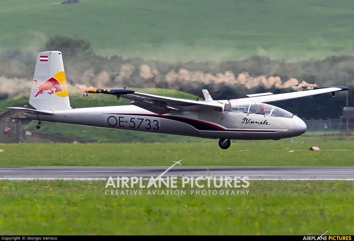 The Flying Bulls OE-5733 aircraft at Zeltweg