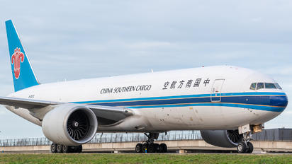 B-2072 - China Southern Cargo Boeing 777F