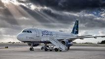 N651JB - JetBlue Airways Airbus A320 aircraft