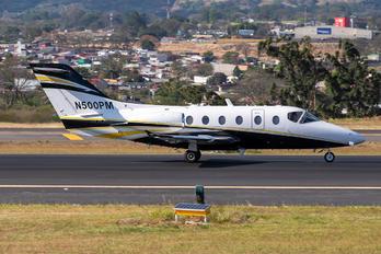 N500PM - Private Beechcraft 400A Beechjet