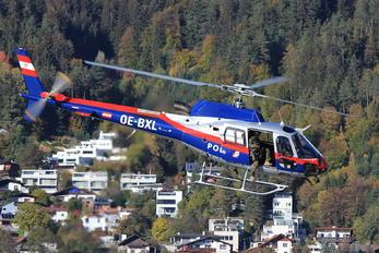 OE-BXL - Austria - Police Aerospatiale AS350 Ecureuil / Squirrel