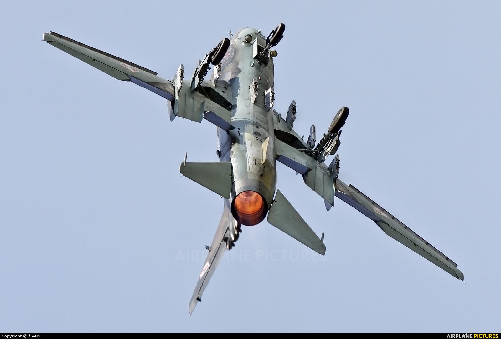 Poland - Air Force 9616 aircraft at Fairford