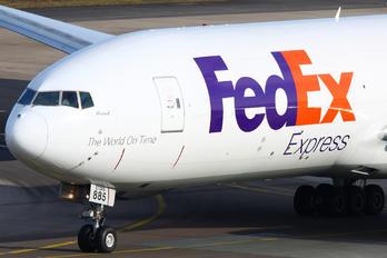 N885FD - FedEx Federal Express Boeing 777F