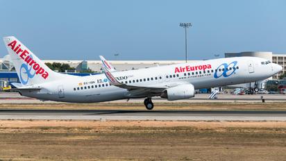 EC-ISN - Air Europa Boeing 737-800