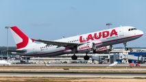 OE-LOZ - LaudaMotion Airbus A320 aircraft