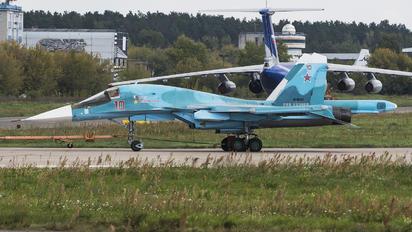 RF-95841 - Russia - Air Force Sukhoi Su-34