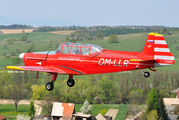 OM-LLR - Aeroklub Banska Bystrica Zlín Aircraft Z-226 (all models) aircraft