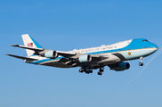 82-8000 - USA - Air Force Boeing VC-25A aircraft