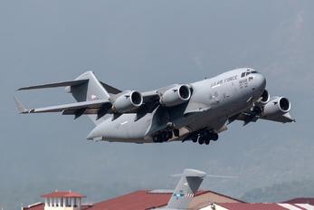 10-0222 - USA - Air Force Boeing C-17A Globemaster III