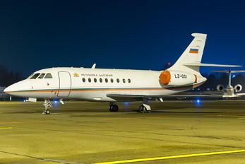 LZ-OOI - Bulgaria - Government Dassault Falcon 2000