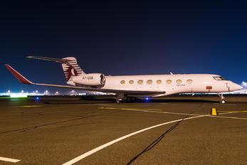 A7-CGB - Qatar Executive Gulfstream Aerospace G650, G650ER