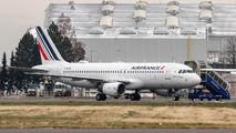 F-GKXK - Air France Airbus A320 aircraft