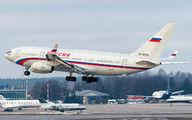 RA-96021 - Rossiya Special Flight Detachment Ilyushin Il-96 aircraft
