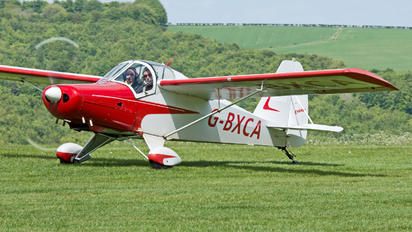 G-BXCA - Private Viking (HAPI) Cygnet SF-2