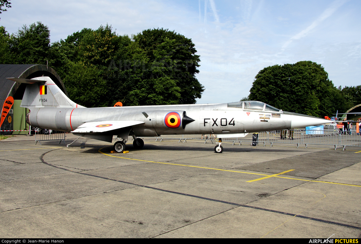 Belgium - Air Force FX-04 aircraft at Beauvechain