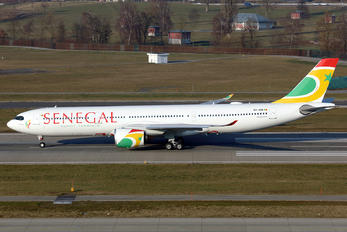 6V-ANB - Air Senegal Airbus A330-900