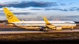 Condor Boeing 767-300ER D-ABUM at Frankfurt airport