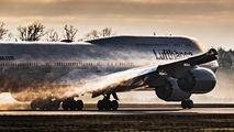 D-ABYF - Lufthansa Boeing 747-8 aircraft