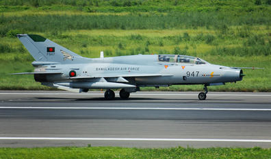 F947 - Bangladesh - Air Force Guizhou FT-7B