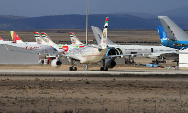 A6-EYL - Etihad Airways Airbus A330-200