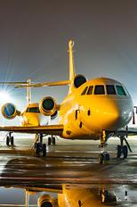 PH-EBR - Private Dassault Falcon 900 series