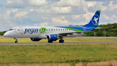 VP-BZJ - Pegas Embraer ERJ-190 (190-100)