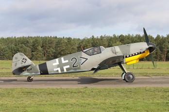 D-FMGV - Hangar 10 Air Fighter Collection GmbH Messerschmitt Bf.109G
