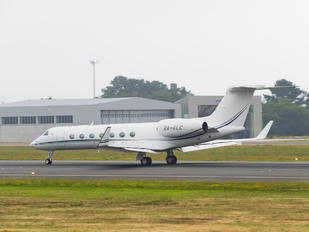 XA-ALC - Private Gulfstream Aerospace G-V, G-V-SP, G500, G550