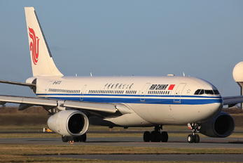 B-6073 - Air China Airbus A330-200