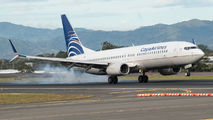 HP-1714CMP - Copa Airlines Boeing 737-800 aircraft