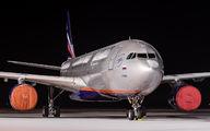 VQ-BMY - Aeroflot Airbus A330-300 aircraft