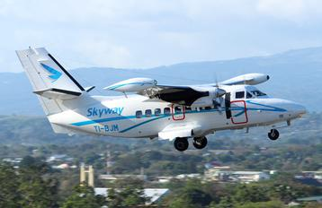 TI-BJM - Skyway Costa Rica LET L-410UVP-E20 Turbolet
