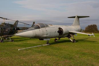 MM6838 - Italy - Air Force Lockheed F-104S ASA Starfighter