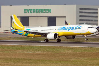 RP-C4122 - Cebu Pacific Air Airbus A321 NEO