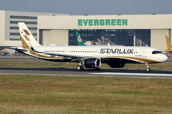 B-58203 - Starlux Airlines Airbus A321 NEO
