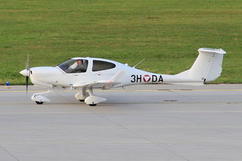3H-DA - Austria - Air Force Diamond DA 40 NG Diamond Star