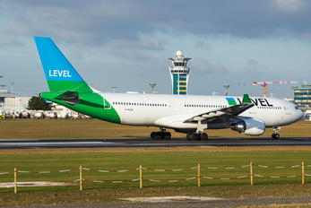 F-HLVN - LEVEL Airbus A330-200
