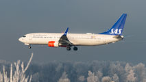 LN-RRJ - SAS - Scandinavian Airlines Boeing 737-800 aircraft