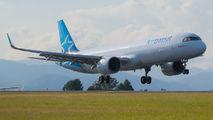 C-GOIF - Air Transat Airbus A321 NEO aircraft