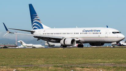 HP-1832CMP - Copa Airlines Boeing 737-800