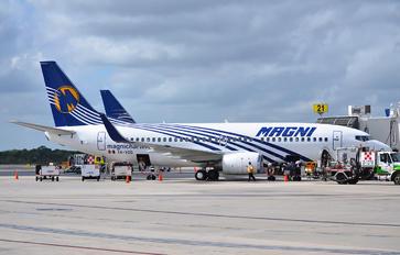 XA-VDD - Magnicharters Boeing 737-300